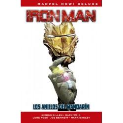 Iron Man 3. Los anillos del...