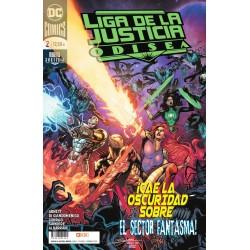 Liga de la Justicia: Odisea...