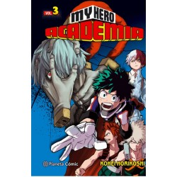 copy of My Hero Academia ,03