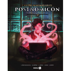Postnomicon Vol. 1