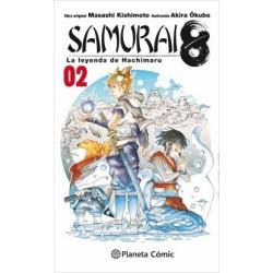 copy of Samurai 8 ,01