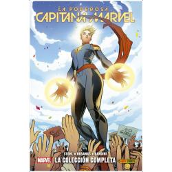 La poderosa Capitana...