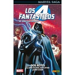 Marvel Saga. Los 4...