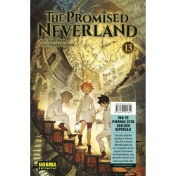 The Promised Neverland 13...