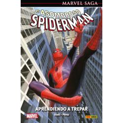 Marvel Saga. El Asombroso...