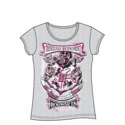 Camiseta. Harry Potter....