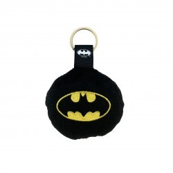 Llavero blando Batman logo