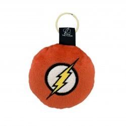 Llavero blando Flash Logo