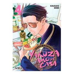 Yakuza amo de casa 4