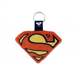 Llavero blando Superman logo