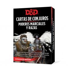 D&D Cartas de conjuros:...
