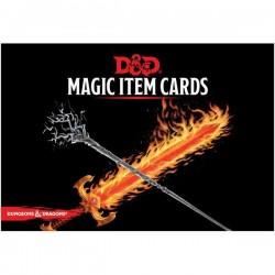 D&D Magic Item Cards (inglés)