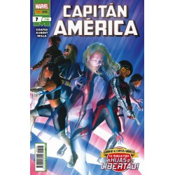 Capitán América 7,106