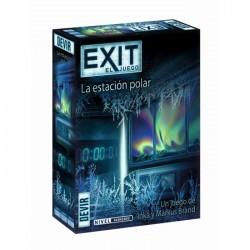 Exit. La estación polar