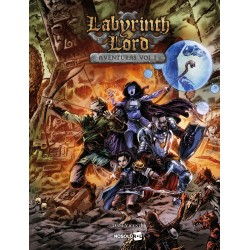 Labyrith Lord Vol 1